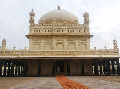 Tipu Sultan Tomb